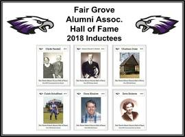 FG Alumni Assoc. Hall of Fame 2018 Inductees Announced