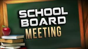 School Board Meeting March 21st 7pm