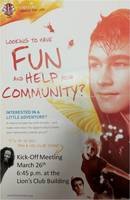 "FG Lions Club Youth ""LEO"" Club Kick Off Mtg. Mar 26th"