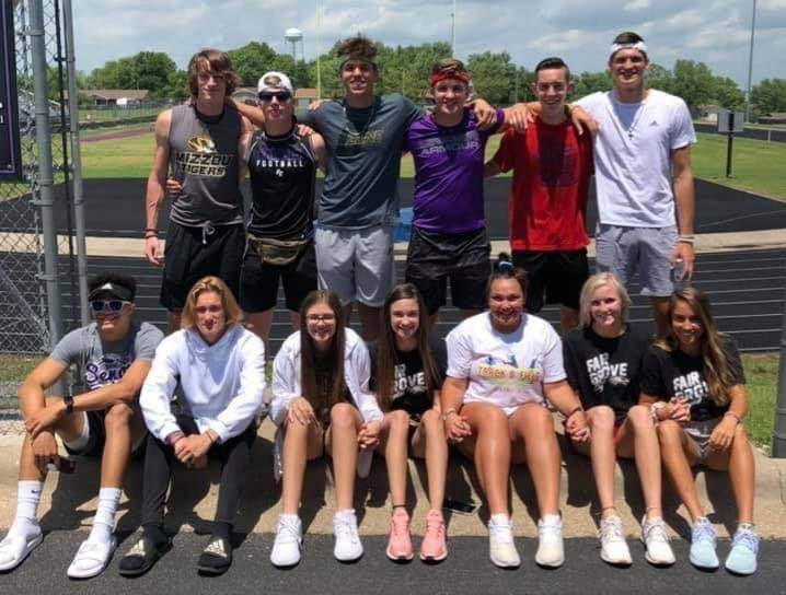 FGHS Track Athletes Going to State