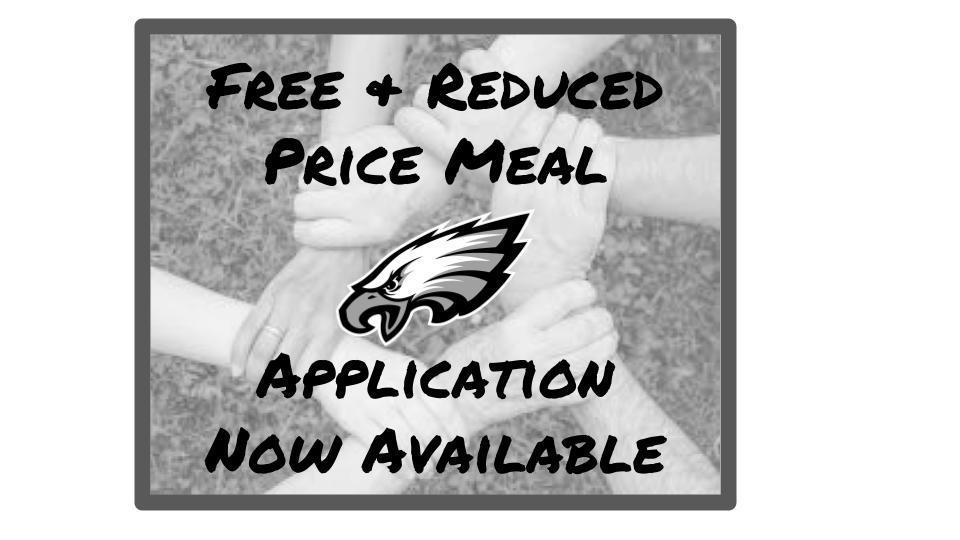 2020-2021 Free & Reduced Meal Application Now Available
