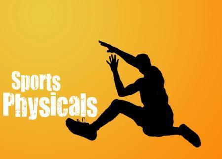 Spring Sports Physicals Now Due