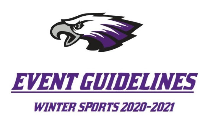 EVENT GUIDELINES WINTER SPORTS 2020-2021