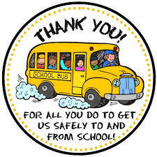 FGE & PTO Appreciates our BUS DRIVERS