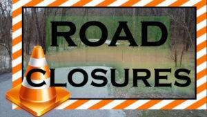 Road Closures April 17th