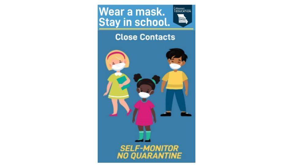 New Pre-K through 4th Grade Mask Requirements