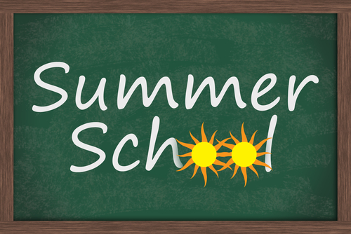 Summer School Starts May 28th