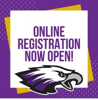 Returning Student Online Registration Now Open for 20-21 School Year