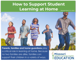 How to Support Student Learning at Home