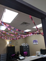Hearts on a String for the MS Counselor
