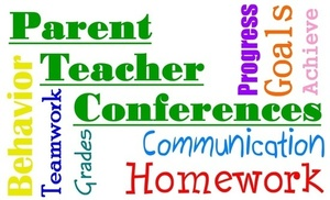 FGMS Parent Teacher Conferences Oct. 23 & 25
