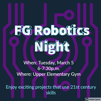 FG Robotics Night