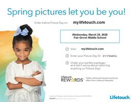 FGMS Spring Pictures March 25th