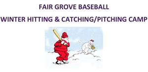 FG Baseball Winter Camp Grades 4-12