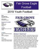 FG Youth Football 2019