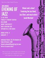 3rd Annual Evening of Jazz - March 20th