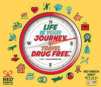 Life is a Journey - Travel Drug Free