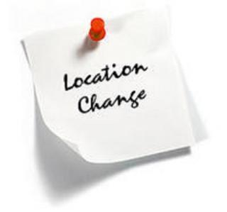 Location Change