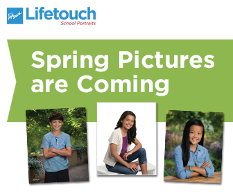 Lifetouch Spring Pictures