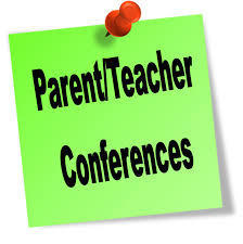 parent teacher conf.