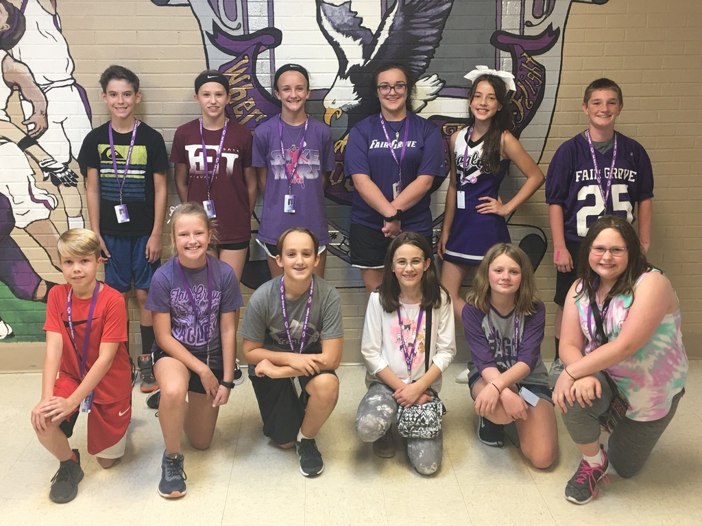 August 2019 soaring Eagles