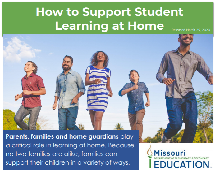 How to Support Student Learning From Home