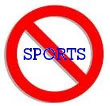No Sports - Dead Periods
