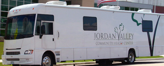 Jordan Valley Mobile Dental Unit