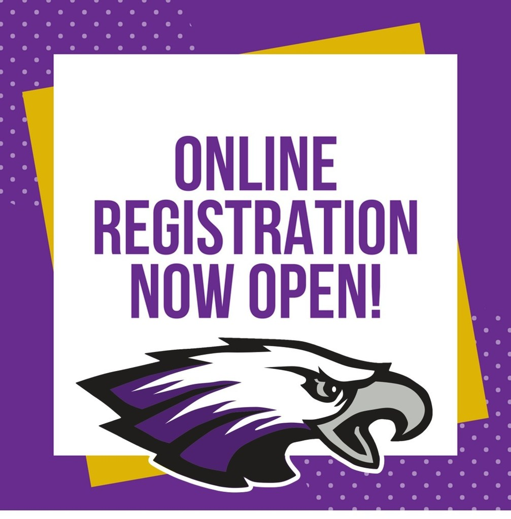 Returning Student Online Registration is Now Open