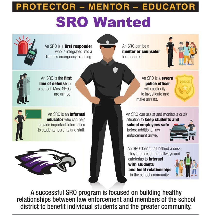 School Resource Officer Job Opening