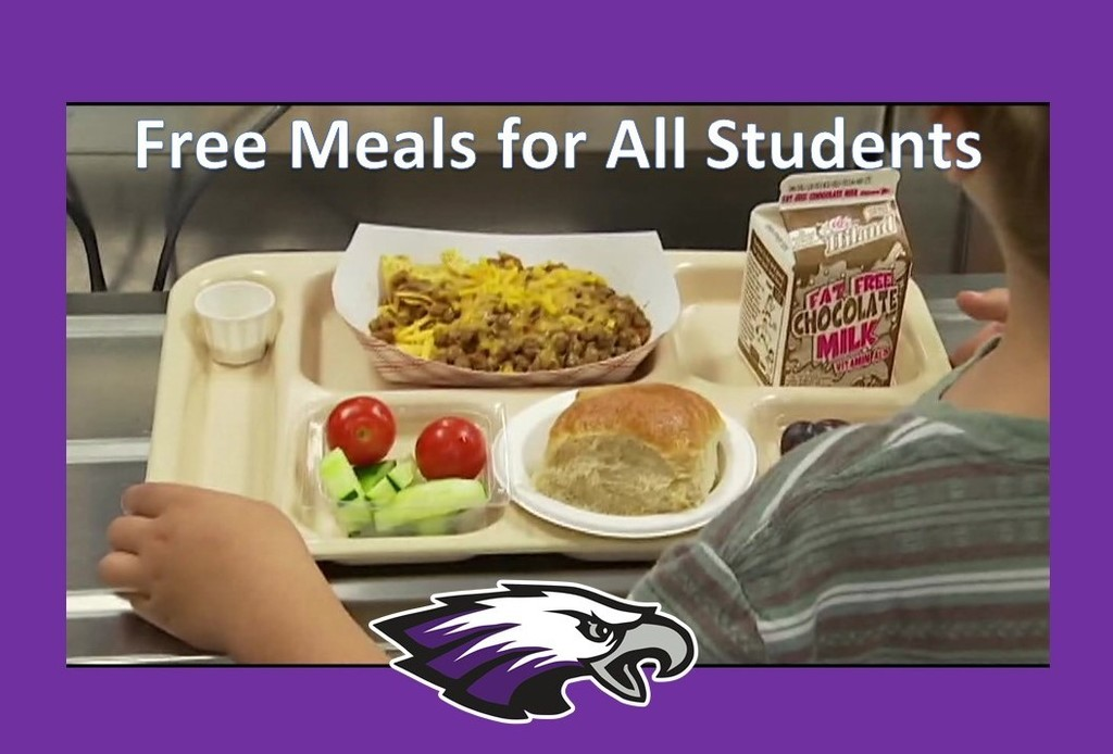 Free Meals for ALL FG students