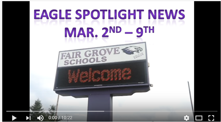 Eagle Spotlight News Mar. 2-9